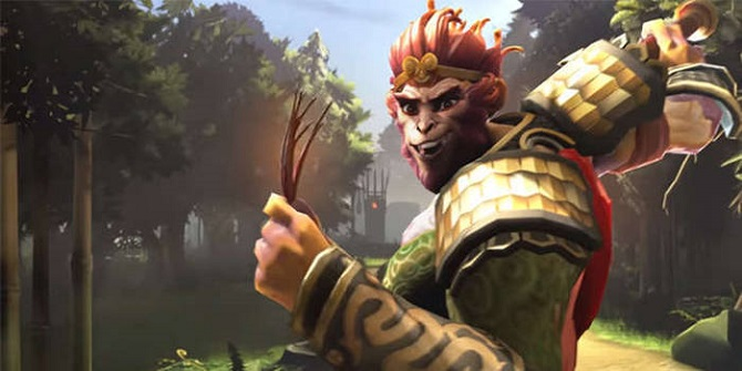 sun wukong the monkey king