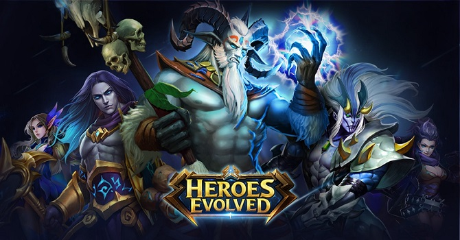 heroes evolved tricks