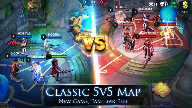 Mobile legends review