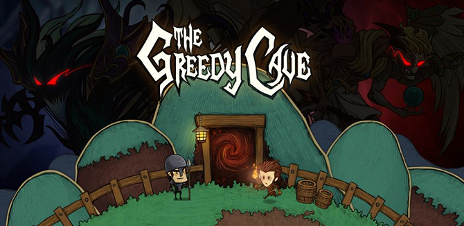 greedy cave game