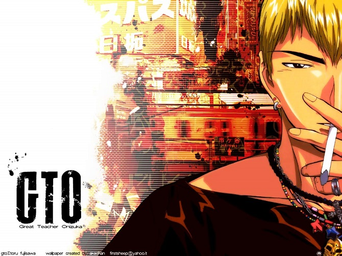 the great teacher onizuka