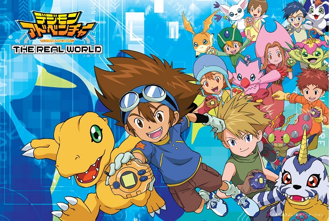 Digimon Adventure Review