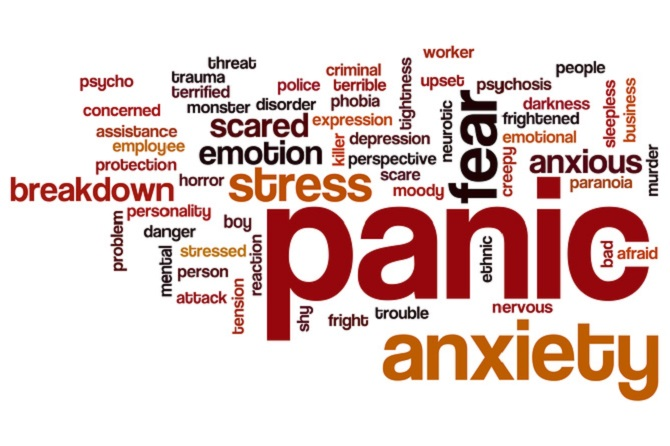 what is anxiety disorder
