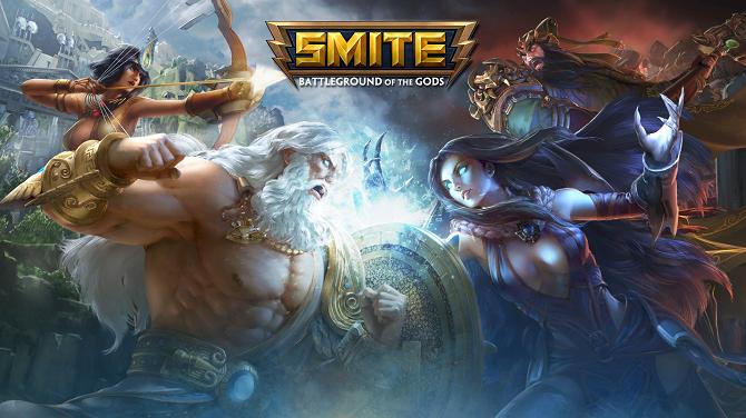 Smite amazing game