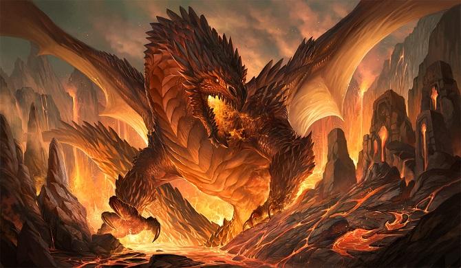 myth of dragon