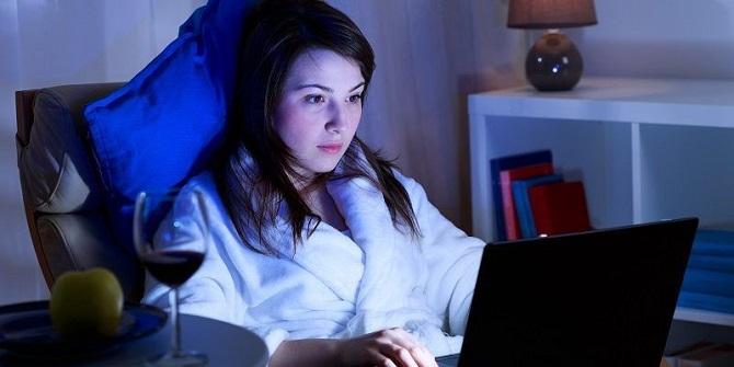 effect of sleeping late