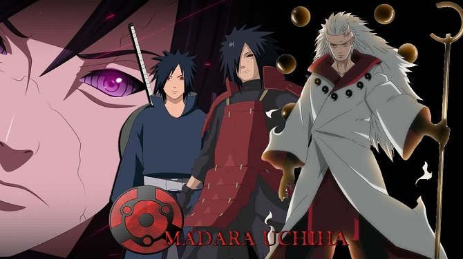 who is uchiha madara