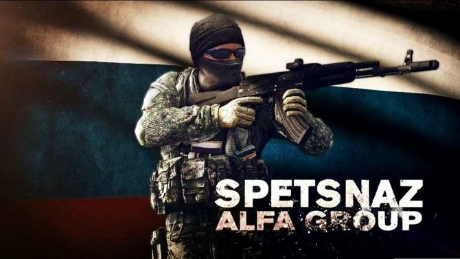Russia's Alpha Group