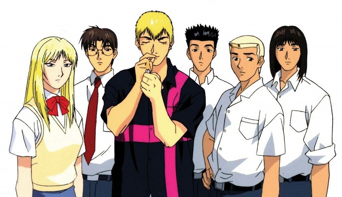 Watch great teacher onizuka