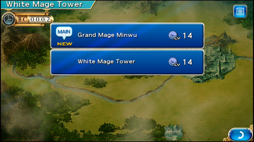 final fantasy dimensions ii missions
