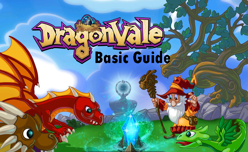 dragonvale basic guide