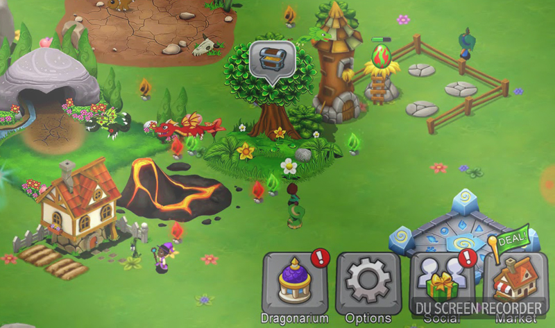 dragonvale gameplay