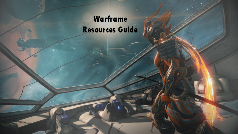 warframe resources guide