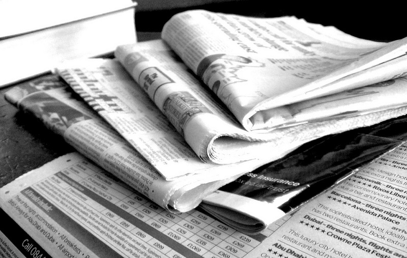 write a news