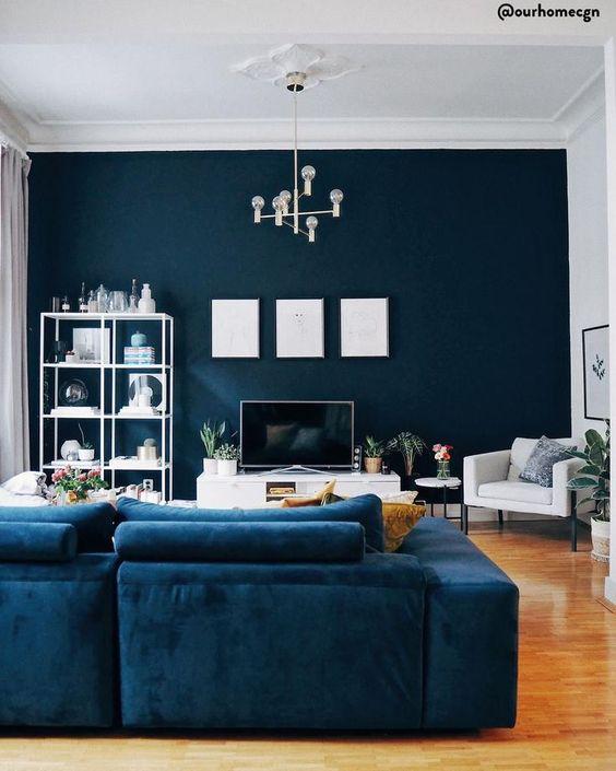 Blue Interior Furniture
